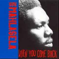 Vusi Mahlasela - When You Come Back (CD)