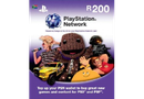 PlayStation Network Card R200 (PS3/PSP/PS Vita/PS4)