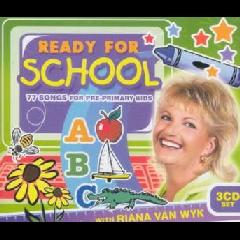Children - Ready For School (CD)