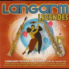 Langarm Legendes - Various Artists (CD)