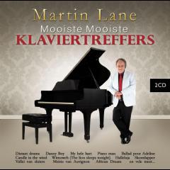 Martin Lane - Mooiste Mooiste Klaviertreffers (CD)