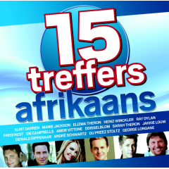 15 Treffers - Afrikaans - Various Artists (CD)