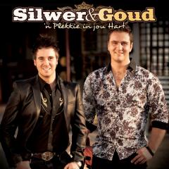 Silwer & Goud - 'n Plekkie In Jou Hart (CD)