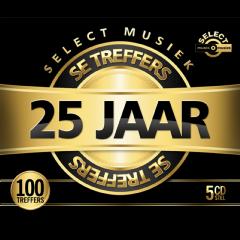 Select Musiek 25 Jaar Se Treffers - Various Artists (CD)