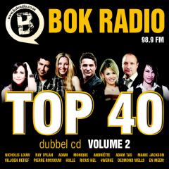 Bok Radio Top 40 - Vol.2 - Various Artists (CD)