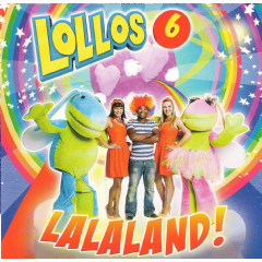 Lollos 6 - Lalaland! (CD)