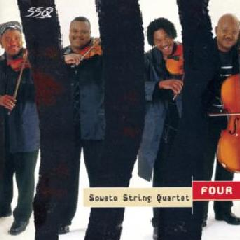 Soweto String Quartet - Four (CD)