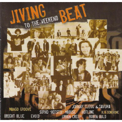 Jiving To The Weekend Beat - Various Artists (CD)