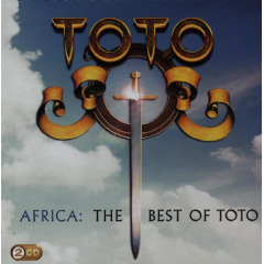 Toto - Africa - Best Of Toto (CD)