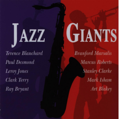 Jazz Giants - Various Artists (CD)