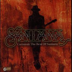 Santana - Carnaval - Best Of Santana (CD)