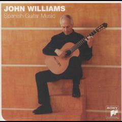 Williams John - Spanish Guitar Music (CD)