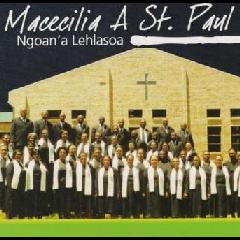 Macecilia A St Paul - Ngoan'a Lehlasoa (CD)