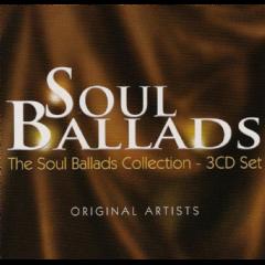 Soul Ballads Box Set - Various Artists (CD)