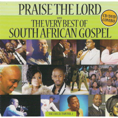 Praise The Lord - The Very Best Of SA Gospel [Deluxe] - Various Artists (CD + DVD)