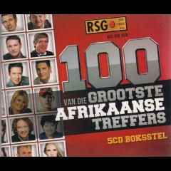 RSG 100 Van Die Grootste Afrikaanse Treffers - Various Artists (CD)