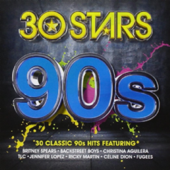 30 Stars - 90's - Various Artists (CD)