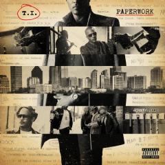 T.i. - Paperwork (CD)