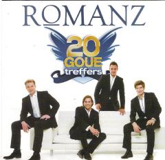Romanz - 20 Goue Treffers (CD)