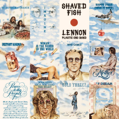 John Lennon - Shaved Fish (Vinyl)