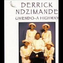 Derrick Ndzimande - Umando - A Highway (CD)