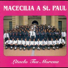 Macecilia A St.Paul - Litaelo Tsa Morena (CD)