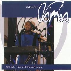 Mthunzi Namba - Let It Rain - Live From Soweto (CD)