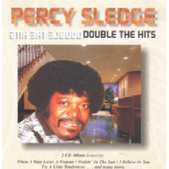 Percy Sledge - Double The Hits (CD)