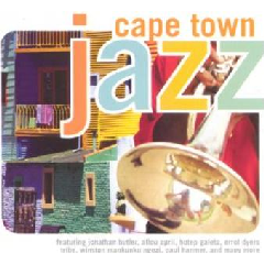 Cape Town Jazz - Various Artists (CD)