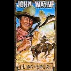 The Man From Utah - John Wayne (DVD)