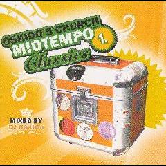 Oskido's Church Mid Tempo Classics - Oskido's Church Mid Tempo Classics (CD)