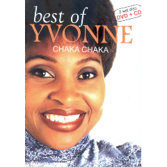 Yvonne Chaka Chaka - Best Of Yvonne Chaka Chaka (CD + DVD)