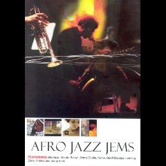 Jazz Gems - Afro Jazz Gems (DVD)