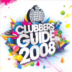 Ministry Of Sound - Clubber's Guide 2008 (CD)