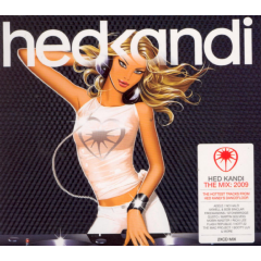 Hed Kandi - The Mix 2009 (CD)