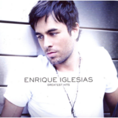 Enrique Iglesias - Greatest Hits (CD)