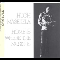Hugh Masekela - Home Is Where The Music Is (CD)