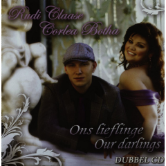 Rudi En Corlea - Ons Lieflinge / Our Darlings (CD)