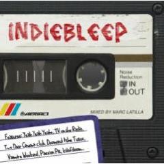 Indiebleep - Indiebleep - Various Artists (CD)