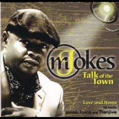 Mjokes - Talk Of The Town (CD)