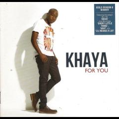 Khaya - For You (CD)