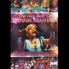 Winnie Mashaba - Very Best Of Winnie Mashaba (DVD)