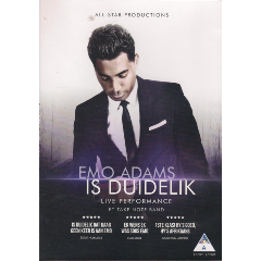 Emo Adams - Is Duidelik (DVD)