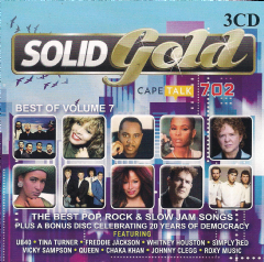 Solid Gold - Solid Gold 7 (CD)