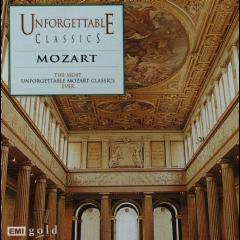 Unforgettable Classics - Mozart - Various Artists (CD)