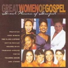 Great Women Of Gospel - Vol.2 - Various Artists (CD)