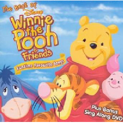 Children - Best Of Winnie The Pooh & Friends (CD)
