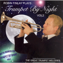 Finlay Robin - Robin Finlay Plays Trumpet By (CD)