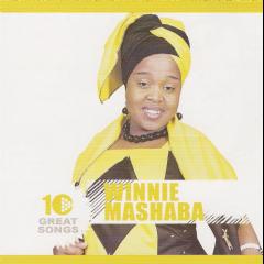 Mashaba Winnie - 10 Great Songs (CD)