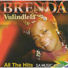 Brenda - All The Hits (CD)